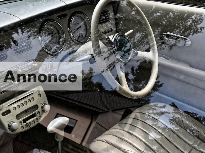 bilrengøring